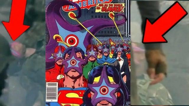 O Esquadrão Suicida   Rumores apontam que Starro será o vilão do filme;  Confira!