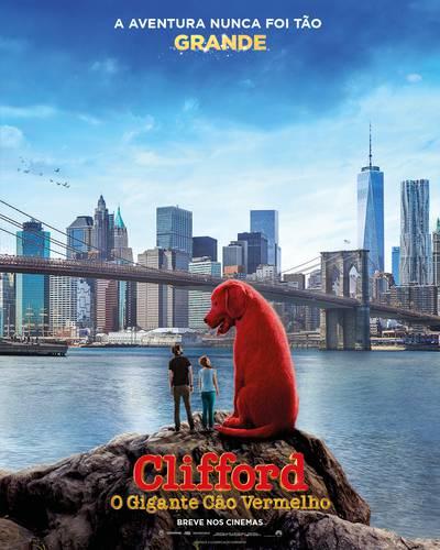 Clifford   Live-action do gigante cão vermelho ganha 1º trailer